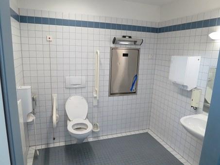инсталиране на тоалетна
