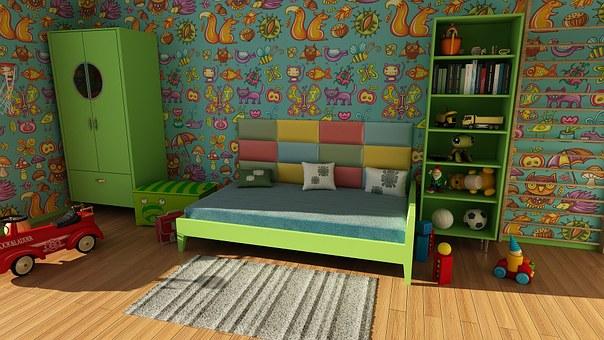 безопасна детска стая