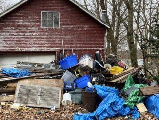 почистване на отпадъци